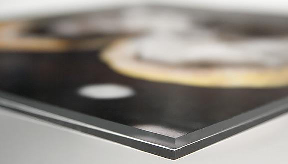 Plattendruck/CNC Fräse